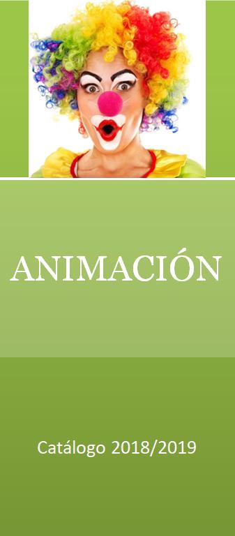 Catálogo Animación