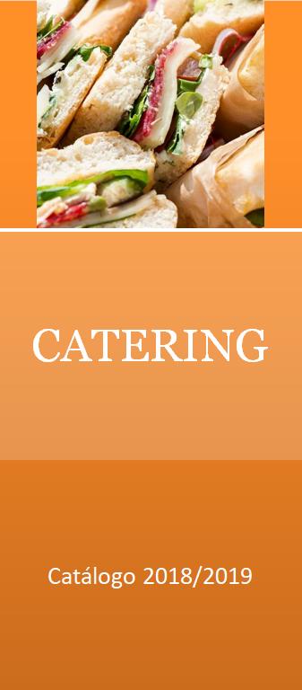 Catálogo Catering
