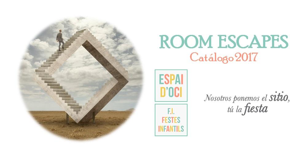 Catálogo Room Escapes