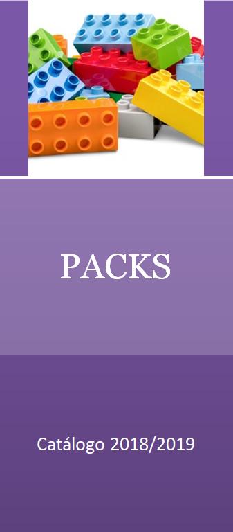 Catálogo Packs