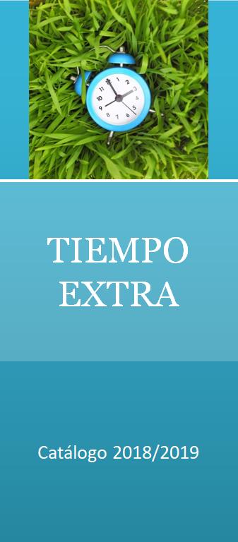 Catálogo Tiempo Extra