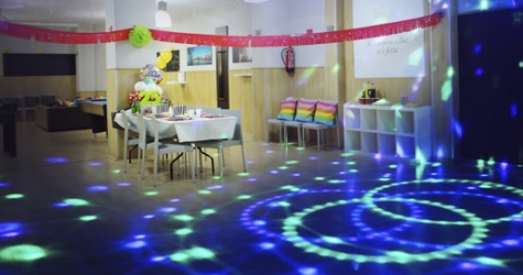 TURNO NOCTURNO: 21:45 A 2.30 AM